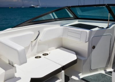Sea Ray SPX 190 hors bord pont